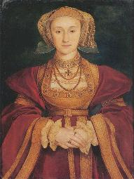 Anne of Cleves (1515 to 1557)